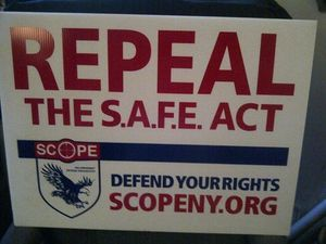 REPEAL THE NY SAFE ACT