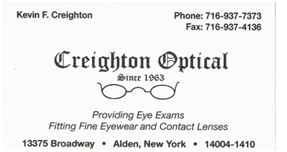 Creighton Optical