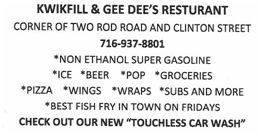 Gee Dee's Kwikfill