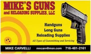 Mike's Guns
