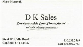 DK Sales